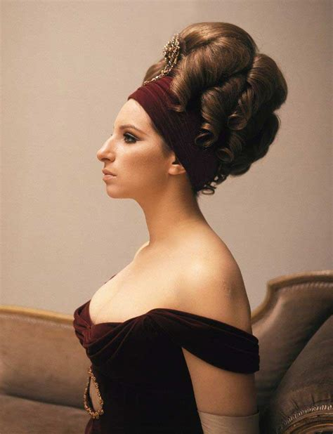 barbara streisand hair barbra streisand hairstyles hair colar and cut style