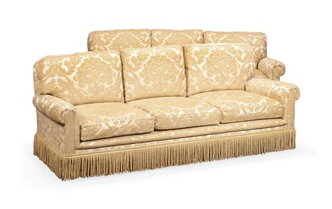 Damask Sofa Sure Fit Matele Damask T Cushion Sofa