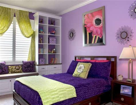 decoracion habitacion juvenil morada dormitorios morados para chica ideas para decorar