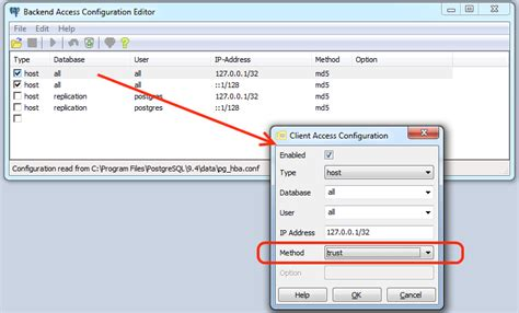 Windows Reset Postgres Password   how to perform common postgresql tasks on windows