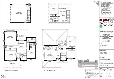 design guidelines googong lot 648 googong floor plan apa homes