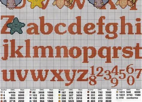 abecedario en punto de cruz para imprimir top moldes de letras grandes wallpapers