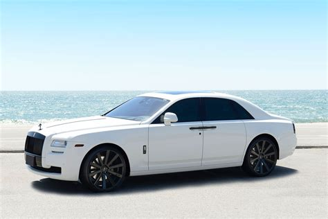 roll royce ghost white rolls royce ghost white touch transportation