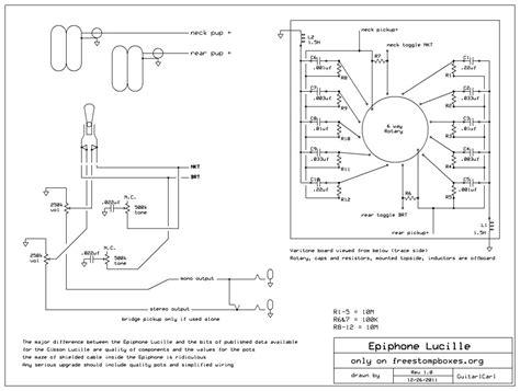 gibson lucille varitone wiring diagram 38 wiring diagram