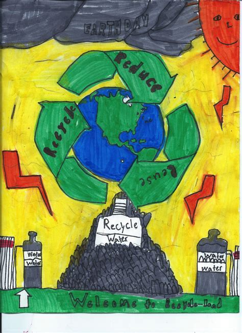 Earth Day 4 earth day poster contest winners www pixshark