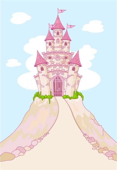 magic fairy tale princess castle wall murals wall decals