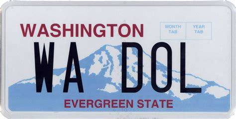 Vanity Plates Washington by Personalized License Plate Fees Increase By 10