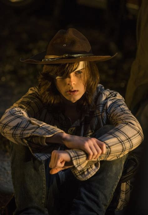 The Walking Dead Carl Grimes Poncho 221 best images about carl grimes on rick and seasons and dads