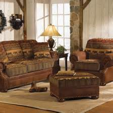 Rustic Livingroom Furniture Furniture Rustic Living Room Design With Wooden Floor And