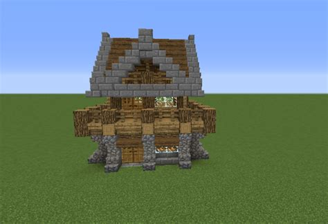 minecraft log house image gallery minecraft cabin