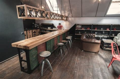 pinterest bar bar countertops industrial google search r5 brewpub