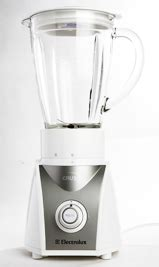 Blender Electrolux Cruzo product review blenders world