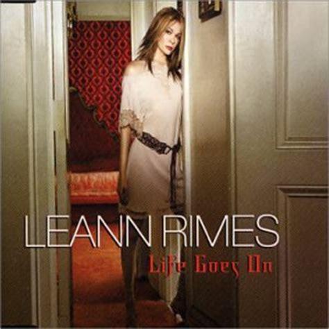 Cd Leann Rimes Family leann rimes goes on