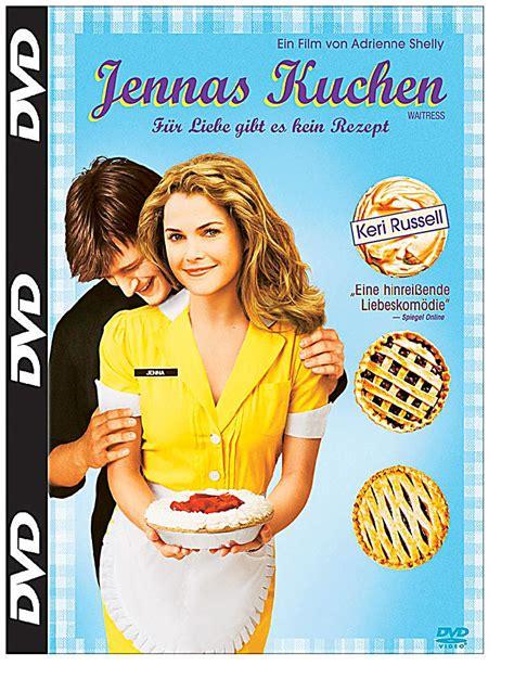 jennas kuchen jennas kuchen f 252 r liebe gibt es kein rezept dvd