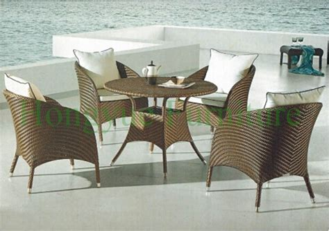 rattan dining room table dining room table set furniture in rattan materials home