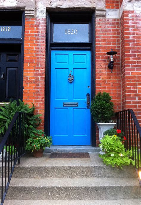 delorme designs bright front doors