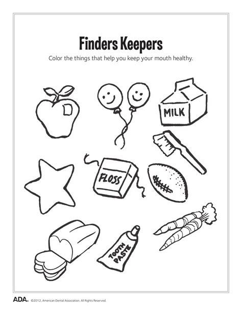 printable hygiene activity sheets 11 dental health activities puzzle fun printable