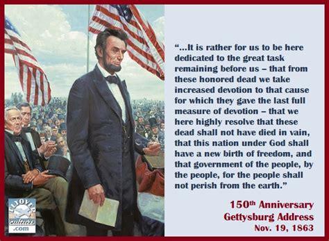 abraham lincoln speech gettysburg address calendar template 2016