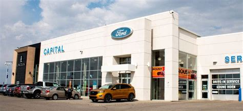 Capital Ford by Welcome To Capital Ford Lincoln New Used Vehicles