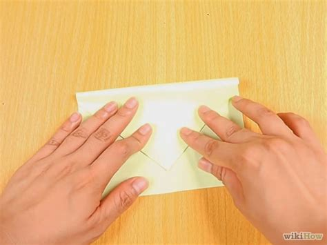 How To Make A Fast Paper Airplane Step By Step - how to make a fast paper airplane 8 steps with pictures