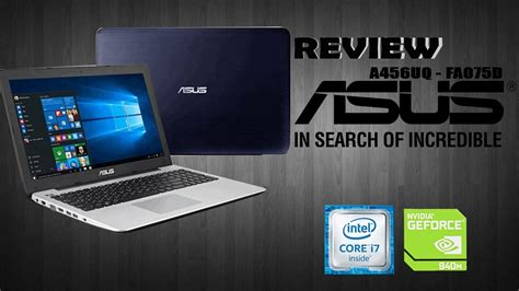 Asus Notebook Q301 Review review laptop asus a456uq test gaming