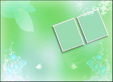 frame design psd download photo frame templates psd background material over