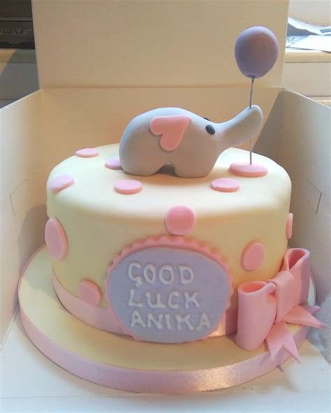 one tier baby shower cake all shapes slices cake co