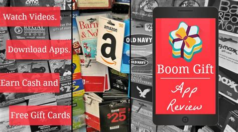 Download Apps And Get Gift Cards - boom gift app review get paid to download apps my pocket jingles