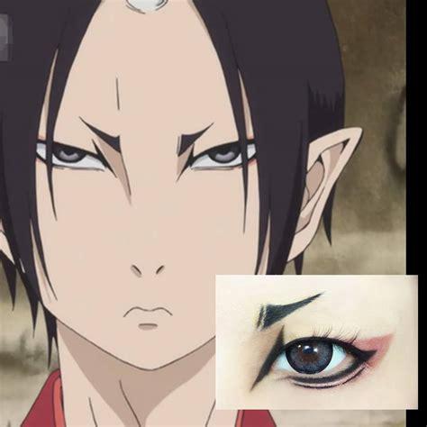 tutorial gambar anime tokyo ghoul inilah 19 tutorial make up anime yang akan mengubah cara