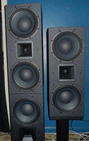 fs psa mtm  lcr speakers reduced audioholics home