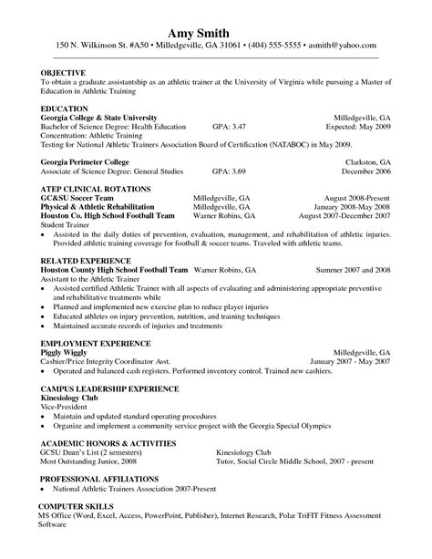sports resume template exles of resumes resume starbucks barista skills