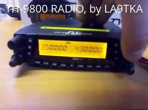 Radio Rig Yaesu Ft 8900 All Band tyt th 9800 band radio from china a copy of yaesu