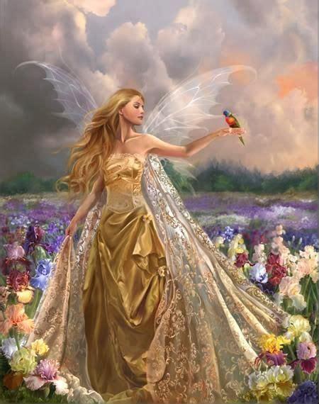 fairy queen celtic fairy queen nene thomas painting fantasy art