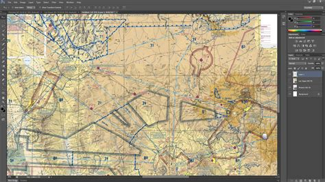 aeronautical sectional chart why can t i exactly match the same points on different vfr