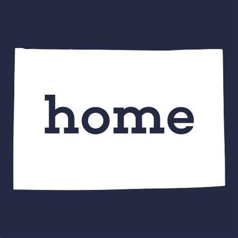 wyoming home t shirt custom made textual tees