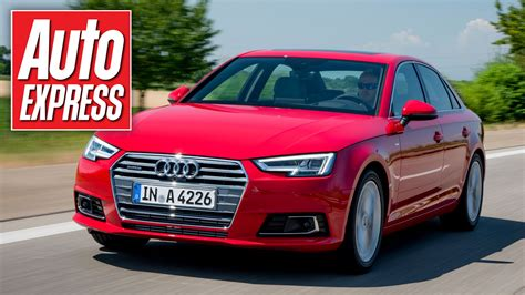 Audi A4 New by New Audi A4 2016 Review Finally Better Than A Bmw 3