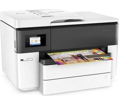 Printer A3 All In One hp officejet pro 7740 all in one wireless a3 inkjet printer with fax deals pc world
