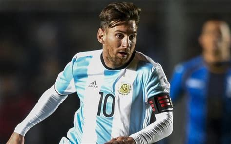 messi argentina messi a doubt for copa america opener against chile next week
