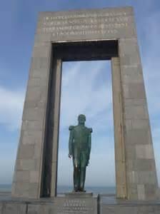 la statue de l 233 opold i 224 la panne noblesse royaut 233 s