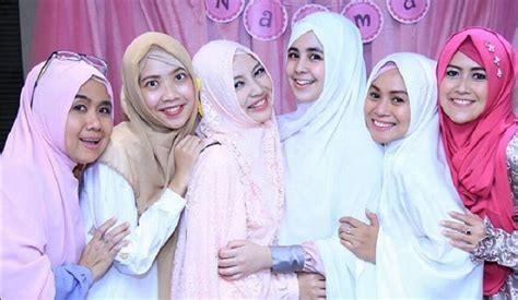 Khimar Dan Jilbab Ini Loh Bedanya Khimar Dan Jilbab Okezone Lifestyle