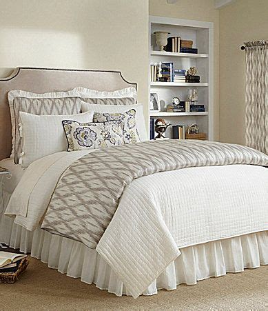 noble excellence bedding noble excellence villa amara beige ikat bedding collection