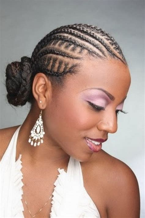 african braids updo pictures african braided hairstyles 2015