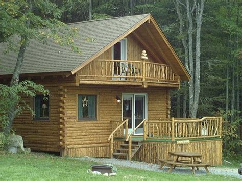 cottages in nh josselyn s getaway log cabins new hshire jefferson