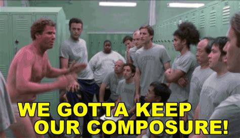 will ferrell keep our composure gif will ferrell gif find share on giphy