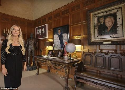 hugh hefner bedroom hugh hefner s wife crystal gives video tour of lavish