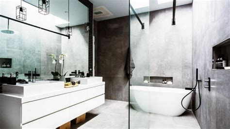 getting the best look with designer bathrooms the ark the block 2015 the show s best and worst bathrooms