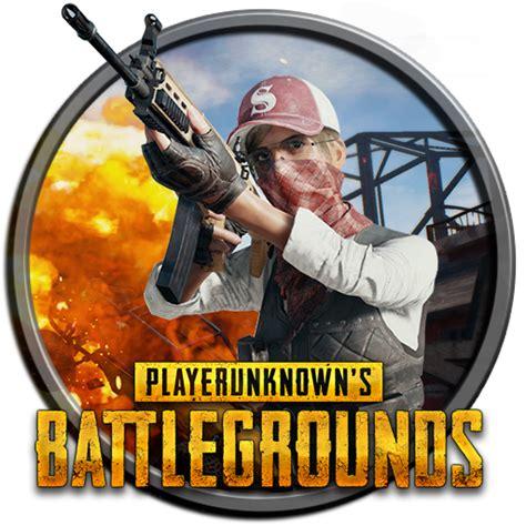 pubg icon playerunknown s battlegrounds round icon by eclipx on