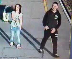 Sex cought on cctv