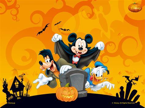 imagenes de happy halloween free desktop wallpaper disney halloween wallpaper