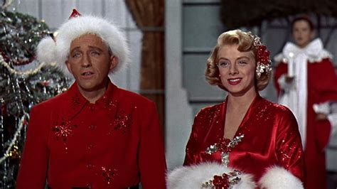 rosemary clooney on bing crosby bing crosby rosemary clooney quot white christmas quot 1954